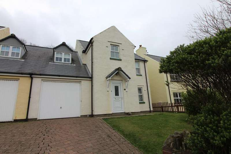 3 Bedrooms House for sale in Ard Reayrt, Laxey, IM4 7PZ