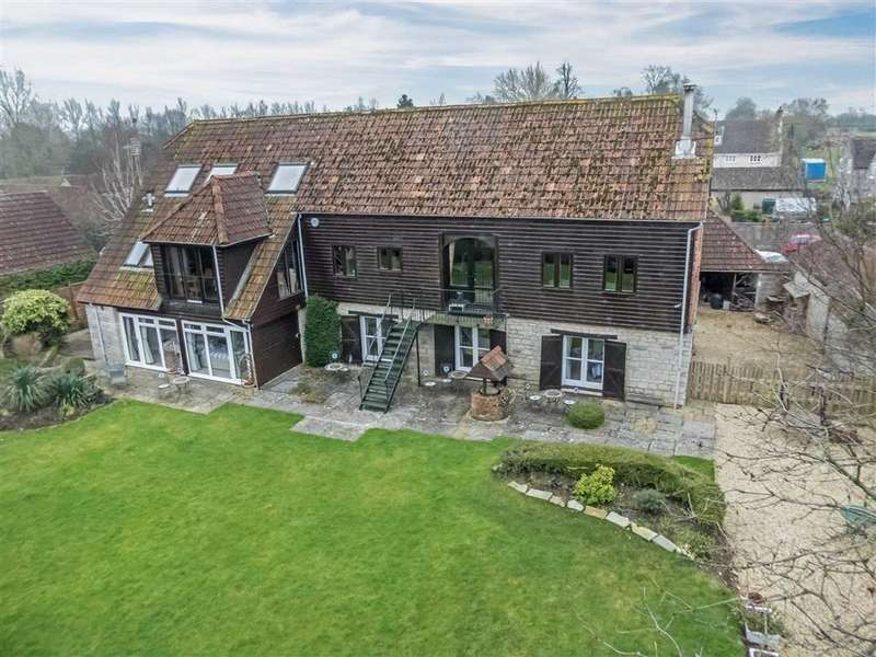 6 Bedrooms Detached House for sale in Back Street, West Camel, Yeovil, Somerset, BA22