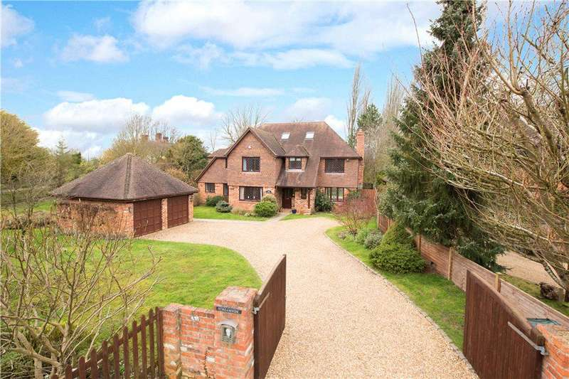 6 Bedrooms Detached House for sale in Bledlow Road, Saunderton, Princes Risborough, Buckinghamshire
