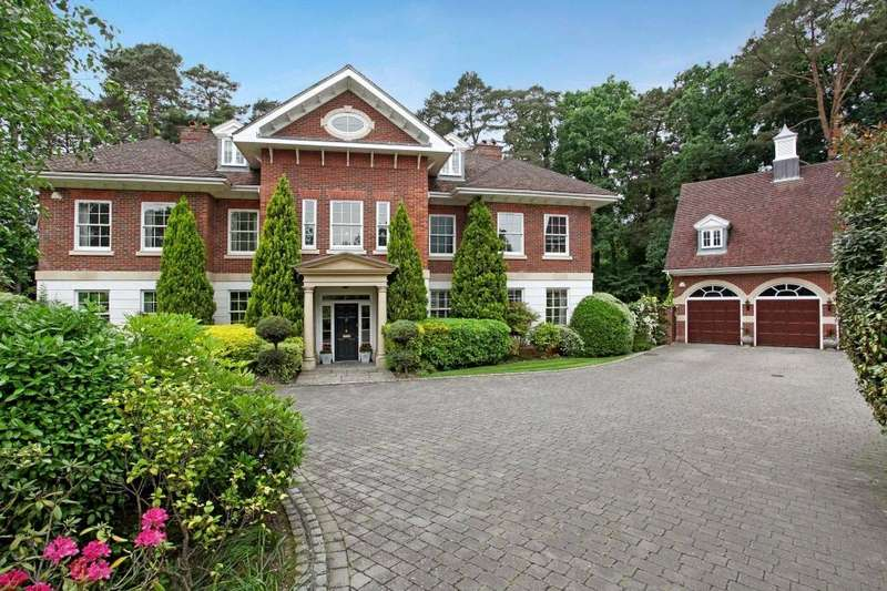 7 Bedrooms Detached House for sale in The Chase, Ascot, Berkshire, SL5