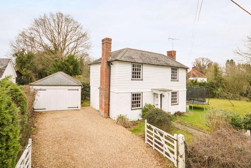 4 Bedrooms Detached House for sale in Smarden, TN27