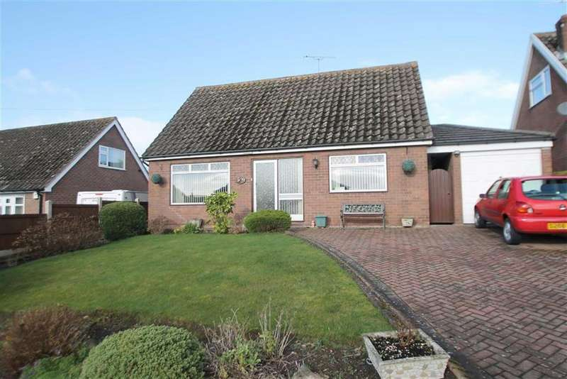 3 Bedrooms Detached Bungalow for sale in Pont Adam Crescent, Ruabon, Wrexham