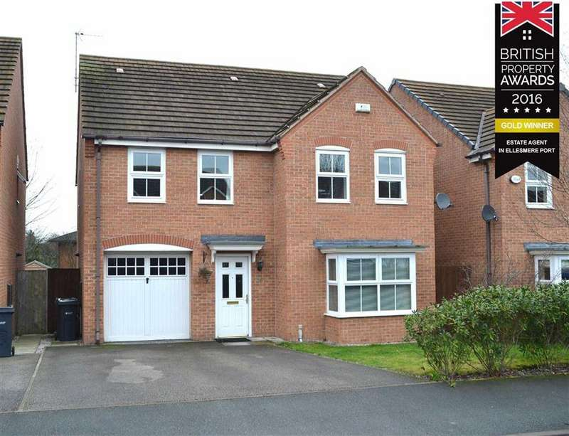 4 Bedrooms Detached House for sale in Matterhorn Road, CH66