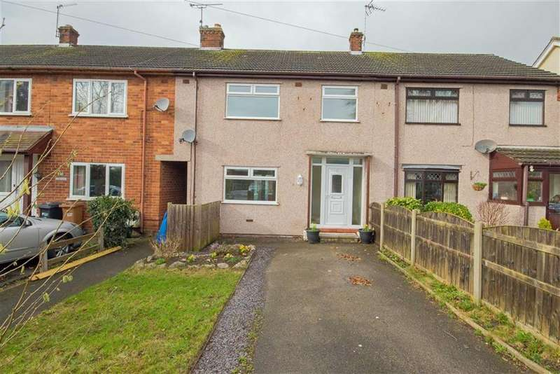 3 Bedrooms Terraced House for sale in Bromfield Lane, Mold, Mold