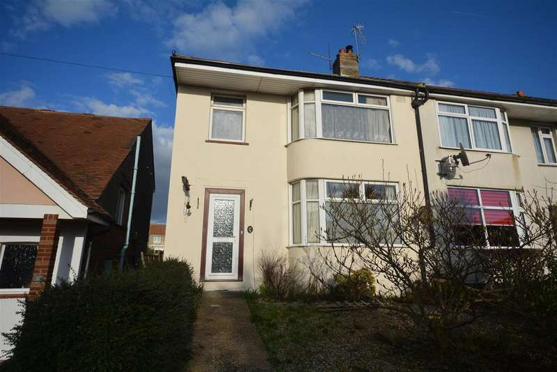 3 Bedrooms Semi Detached House for sale in Wrestwood Road, Bexhill-On-Sea