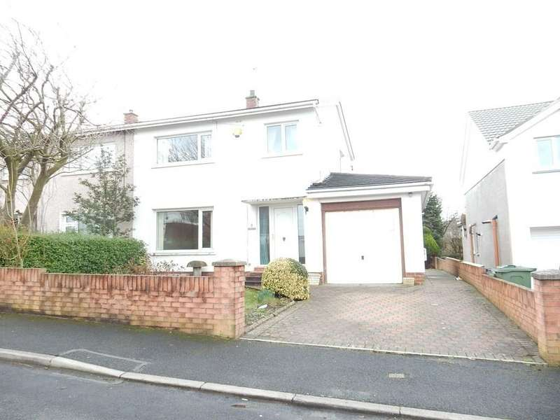 3 Bedrooms Semi Detached House for sale in Seaton Park, Seaton, Workington