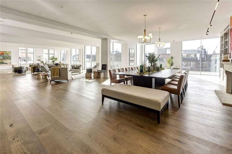 5 Bedrooms Flat for sale in St Martins Lofts, 109 Charing Cross Road, Covent Garden, London, WC2H