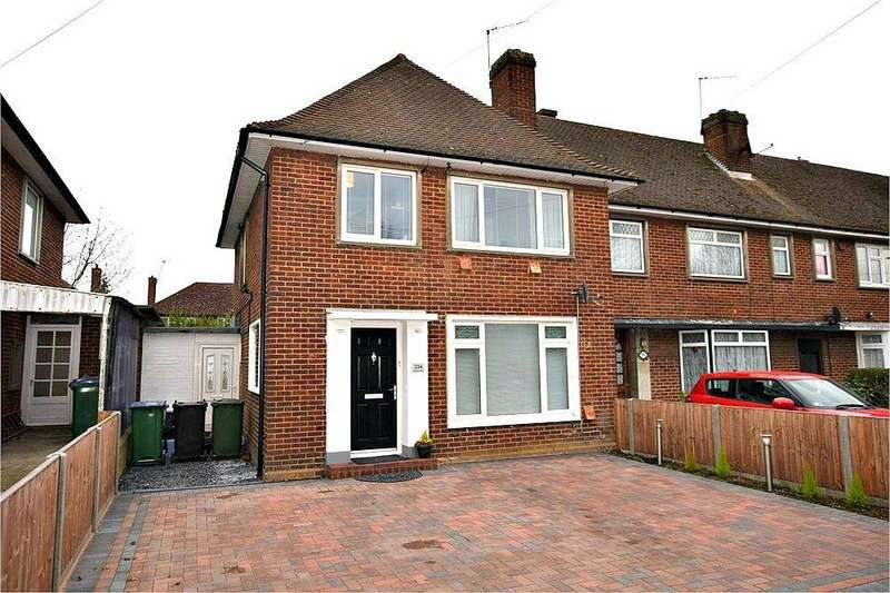 3 Bedrooms Semi Detached House for sale in Leggatts Rise, WATFORD, Hertfordshire