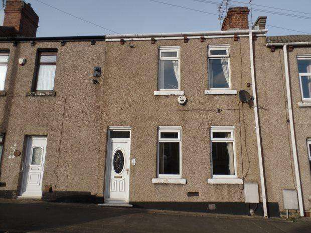 2 Bedrooms Terraced House for sale in FRONT STREET, SHOTTON, PETERLEE AREA VILLAGES