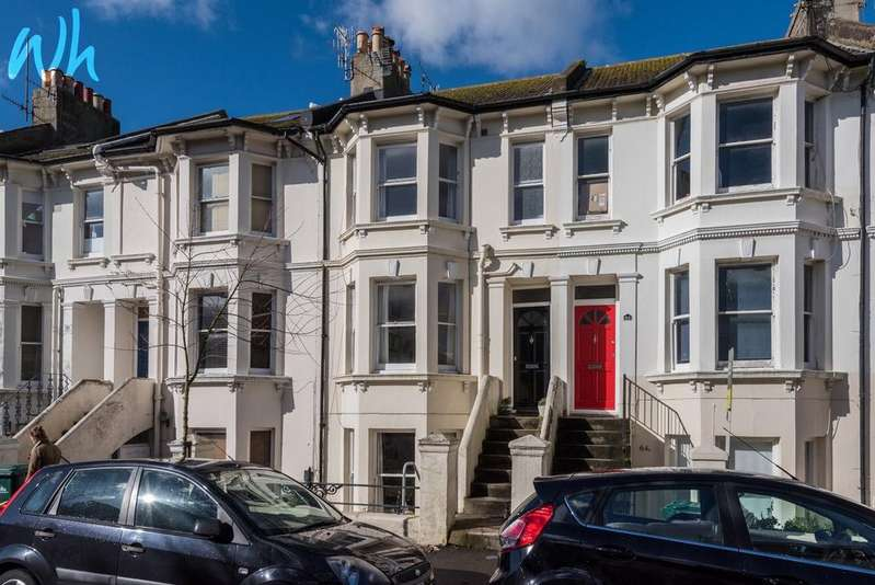 3 Bedrooms Maisonette Flat for sale in Westbourne Street, Hove BN3
