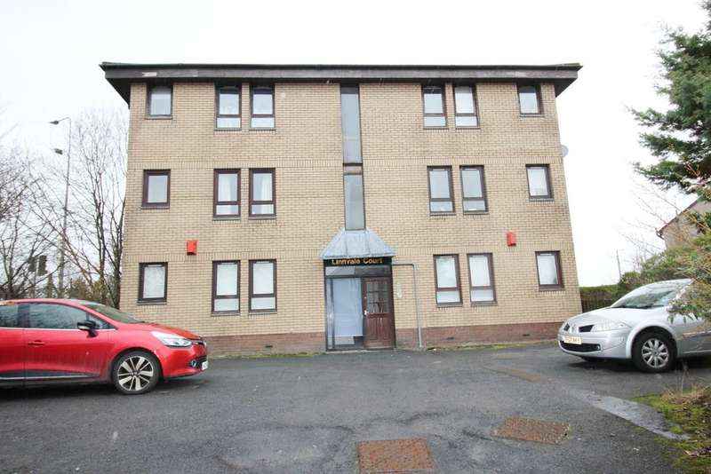1 Bedroom Ground Flat for sale in 49 MORRISON QUADRANT, LINNVALE, CLYDEBANK G81