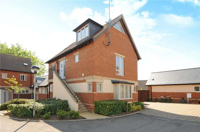 2 Bedrooms Apartment Flat for sale in Tankard Close, Newport Pagnell, Buckinghamshire