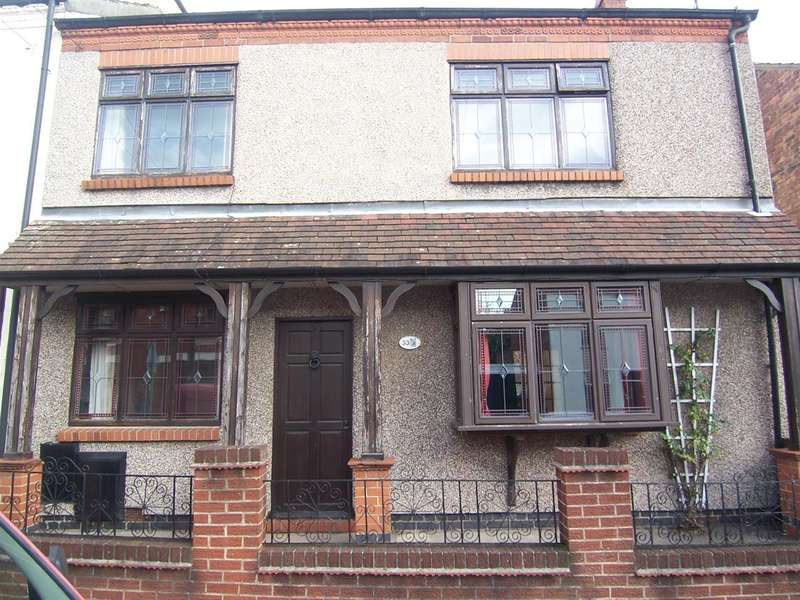 2 Bedrooms Detached House for sale in Thorpes Road, Heanor