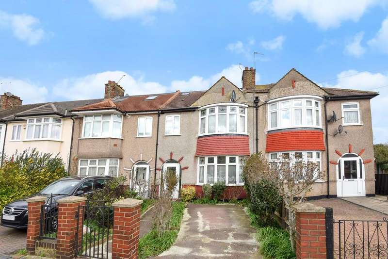 4 Bedrooms Terraced House for sale in Byrne Road, Balham, SW12