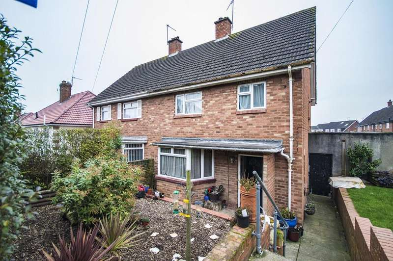 3 Bedrooms Semi Detached House for sale in Lancaster Road, Bewdley