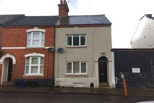 3 Bedrooms End Of Terrace House for sale in Junction Road, Northampton, NN2