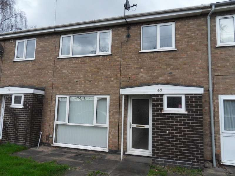 3 Bedrooms Terraced House for sale in Milton Street, Loughborough
