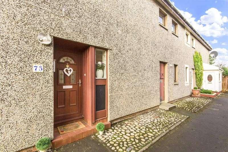 3 Bedrooms Terraced House for sale in 75 Palmer Rise, Dedridge, Livingston, EH54