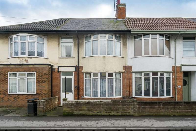 4 Bedrooms Terraced House for sale in Hull Road, WITHERNSEA, East Riding of Yorkshire