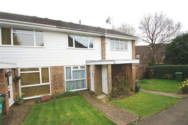 2 Bedrooms Terraced House for sale in Eastfield Court, St Albans, Hertfordshire