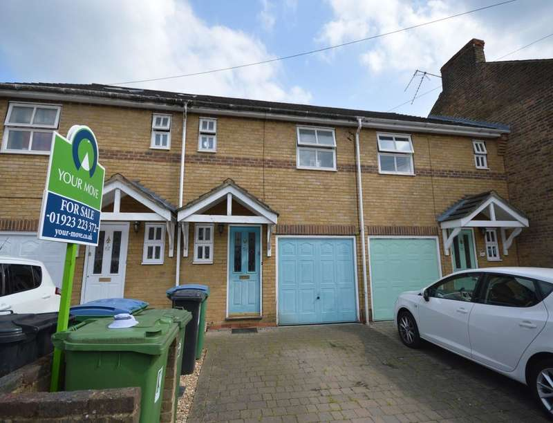 3 Bedrooms Property for sale in Holywell Road, Watford, WD18