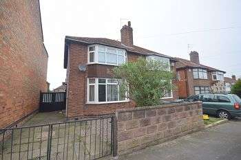 3 Bedrooms Semi Detached House for sale in Balfour Road DERBY DE23 8UR