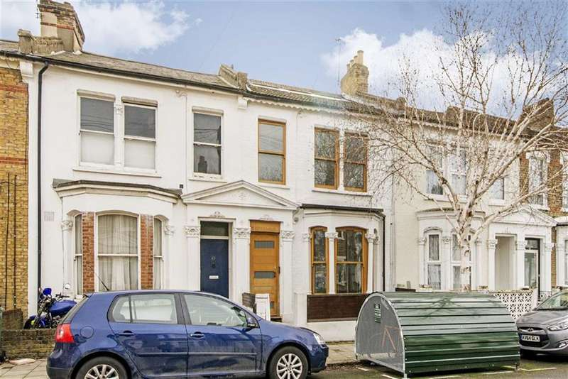 2 Bedrooms Flat for sale in Hubert Grove, LONDON