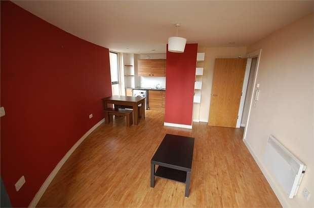2 Bedrooms Flat for sale in Quebec Building, Manchester