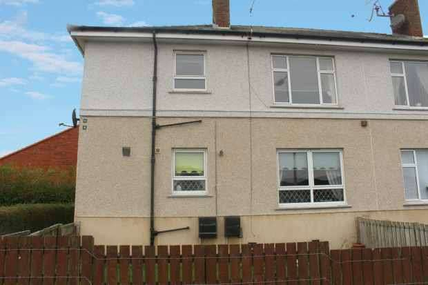 2 Bedrooms Apartment Flat for sale in Galloway Avenue, Ayr, Ayrshire, KA8 9NT