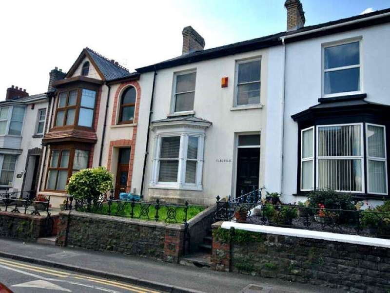 4 Bedrooms House for sale in Waterloo Terrace, Carmarthen, Carmarthenshire