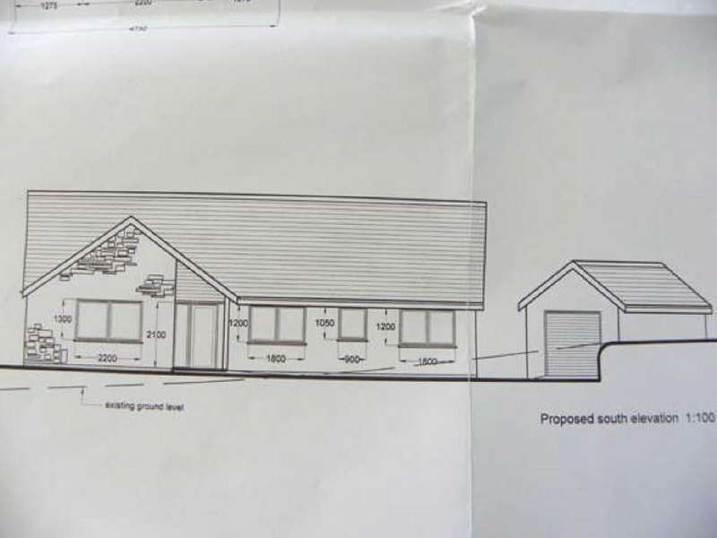 3 Bedrooms Land Commercial for sale in Plots 1- 4, Llanllwni, Llanybydder