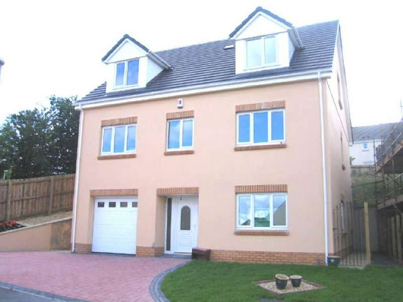 6 Bedrooms House for sale in Starling Park, Carmarthen, Carmarthenshire