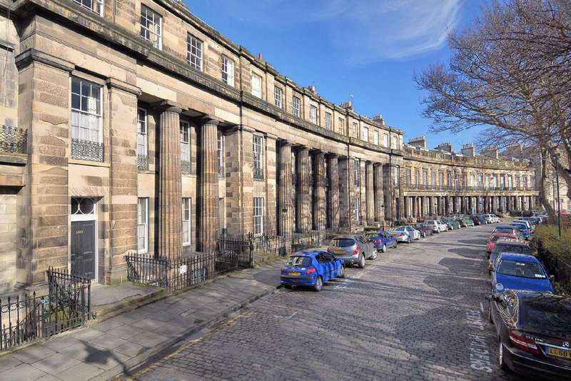 2 Bedrooms Flat for sale in 23b St Bernard's Crescent, Stockbridge, EH4 1NR