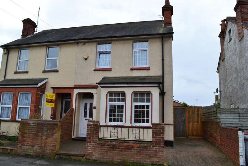 3 Bedrooms Semi Detached House for sale in Brisbane Road, Reading RG30