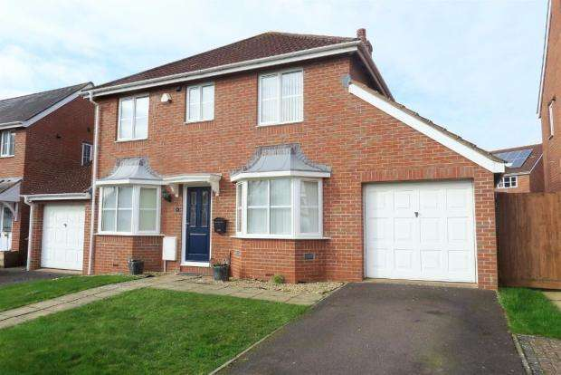 4 Bedrooms Detached House for sale in Nightingales, Cotford St Luke, Taunton TA4