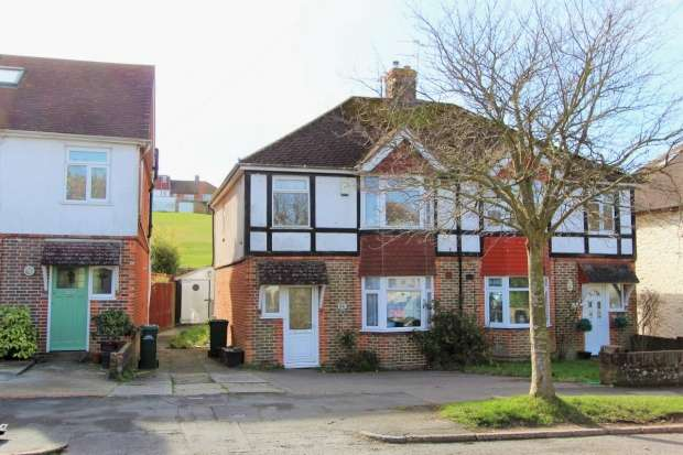3 Bedrooms Semi Detached House for sale in Mackie Avenue Patcham Brighton