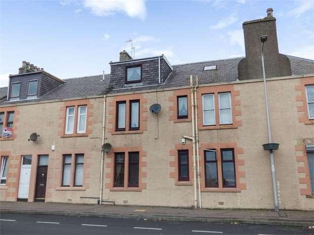1 Bedroom Flat for sale in College Street, Buckhaven, Leven, Fife
