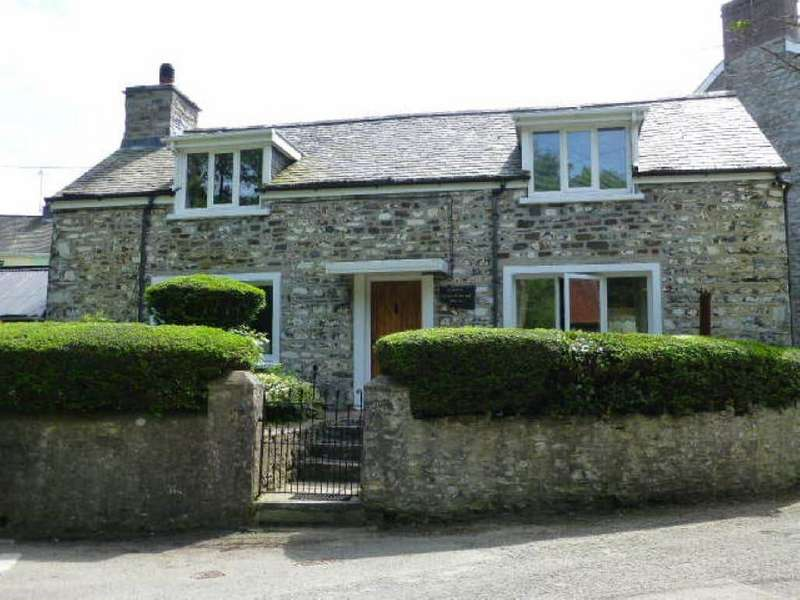 3 Bedrooms Cottage House for sale in New Quay, Ceredigion