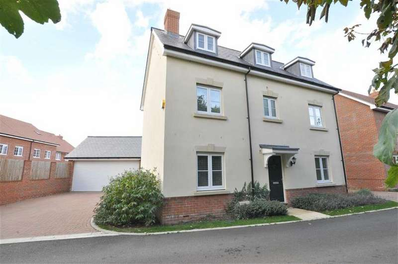 5 Bedrooms Detached House for sale in Hellingly