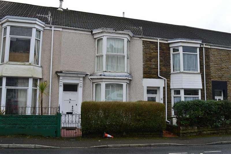 3 Bedrooms Terraced House for sale in Rhondda Street, Swansea, SA1