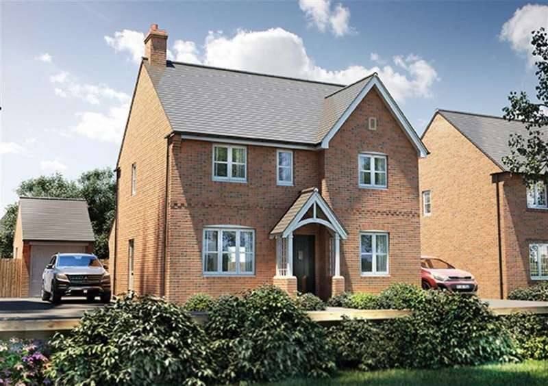 4 Bedrooms Detached House for sale in Southam Grange, Banbury Road, Soutam