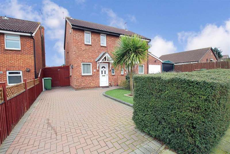 2 Bedrooms Semi Detached House for sale in Wyatt Road, Crayford