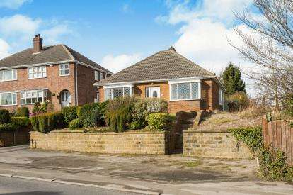 2 Bedrooms Bungalow for sale in Barugh Lane, Barugh Green, Barnsley, South Yorkshire
