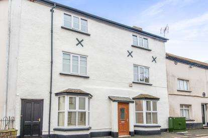 4 Bedrooms Terraced House for sale in North Tawton, Okehampton, Devon