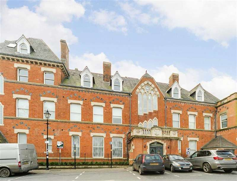 2 Bedrooms Apartment Flat for sale in 12 King Edwards Square, Sutton Coldfield, West Midlands