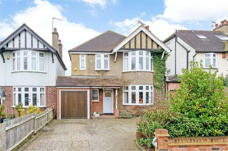 6 Bedrooms Detached House for sale in Gurney Court Road, St. Albans, Hertfordshire