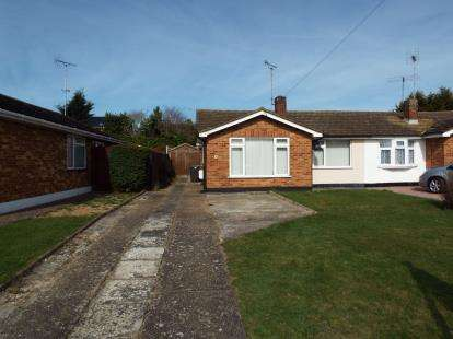 2 Bedrooms Bungalow for sale in Witham, Essex