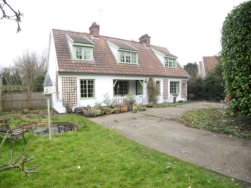 4 Bedrooms Cottage House for sale in Old High Road, Yoxford