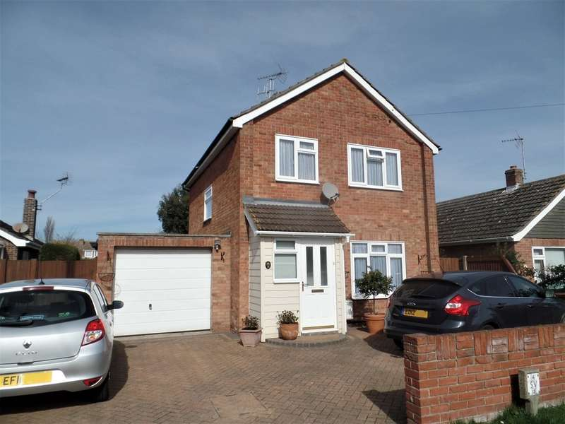 3 Bedrooms Detached House for sale in Feverills Road, Little Clacton