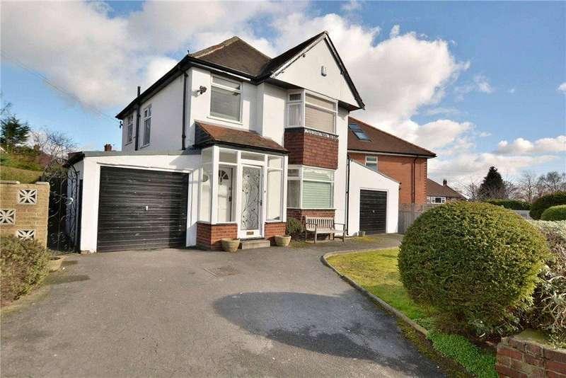3 Bedrooms Detached House for sale in Lambert Avenue, Roundhay, Leeds